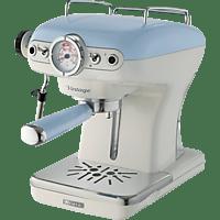 ARIETE 00M138915AR0 Espressomaschine Creme/Hellblau
