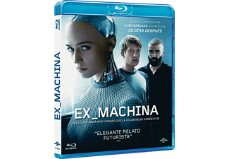 Ex-Machina - Bluray