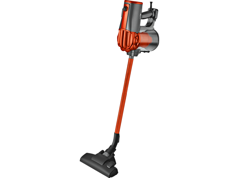 CLATRONIC BS 1306 mit Kabel Anthrazit/Orange