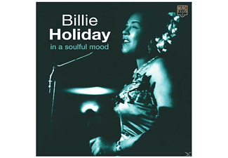 Billie Holiday - IN A SOULFUL MOOD  - (CD)