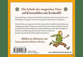 Die Schule der magischen Tiere 04: Abgefahren!  - (CD)
