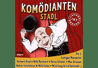VARIOUS - Komödianten-Stadl (Folge 1)  - (CD)