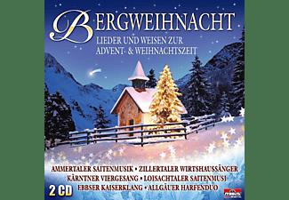 VARIOUS - Bergweihnacht  - (CD)