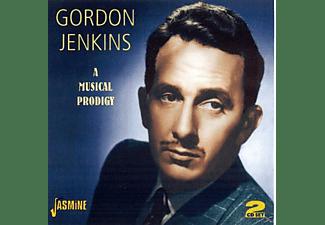 Gordon Jenkins - A Musical Prodigy  - (CD)