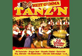 VARIOUS - Heit gemma tanz'n  - (CD)