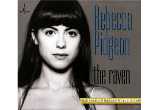 Rebecca Pidgeon - THE RAVEN  - (SACD Hybrid)