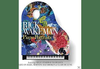 Rick Wakeman - Piano Portraits  - (CD)