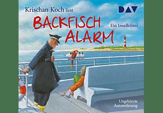 Krischan Koch - Backfischalarm.Ein Inselkrimi  - (CD)