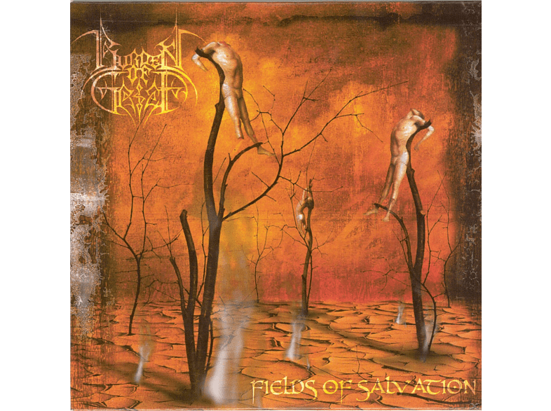 Burden Of Grief - Fields Of Salvation [CD]