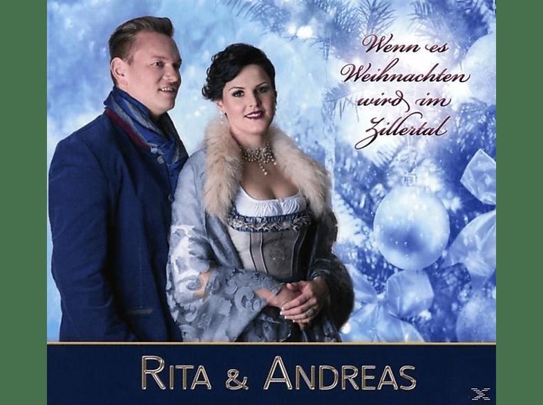 Rita & Andreas - Wenn es Weihnachten wird im Zillertal [CD]