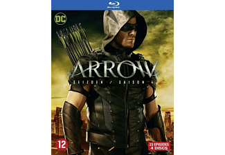 Arrow Saison 4 Blu-ray