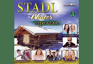 VARIOUS - Stadl Winter, Die Party  - (CD)
