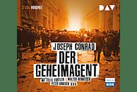 Joseph Conrad - Der Geheimagent - (CD)