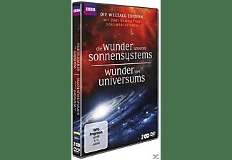 Wunder des Universums & Die Wunder unseres Sonnensystems (BBC-Edition) DVD