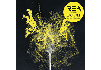 Rea Garvey - Prisma (The Get Loud Tour Edition)  - (CD + DVD Video)
