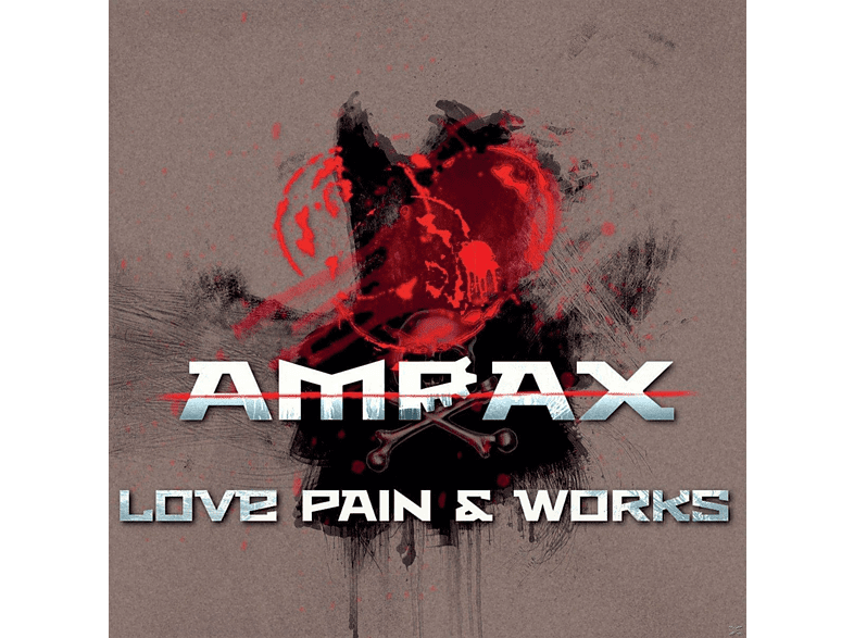 Ampax - Love Pain & Works [CD]
