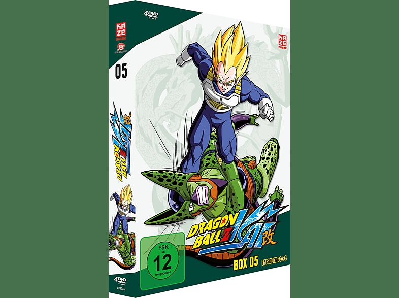 Dragonball Z Kai Box - Vol. 5 [DVD]