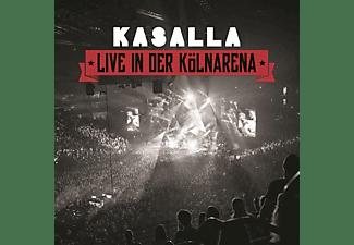 Kasalla - Kasalla-Live in der Kölnarena  - (CD)