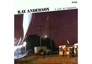 Ray Anderson - IT JUST SO HAPPENS  - (CD)