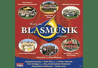 VARIOUS - Wenn Die Blasmusik Erklingt  - (CD)