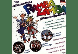 VARIOUS - Die Volkstümliche Ramba Zamba Stimmungsparade  - (CD)
