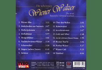 VARIOUS - Die Schönsten Wiener Walzer  - (CD)