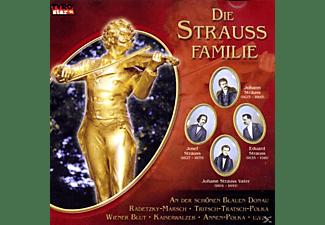 VARIOUS - Die Strauß-Familie  - (CD)
