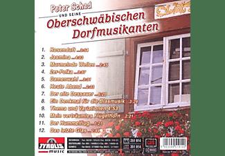 Peter Schad Oberschwäb.dorfm. - Rosenduft  - (CD)