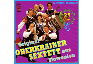 Original Oberkrainer Sextett - 25 Jahre  - (CD)
