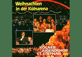 KÖLNER JUGENDCHOR ST.STEPHAN - Weihnachten In Der Kölnarena  - (CD)