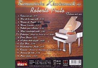 Roberto Prato - Romantische Klaviermusik  - (CD)