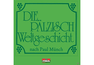 VARIOUS - Die Pfälzisch Weltgeschicht  - (CD)