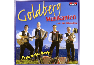 Goldberg Musikanten - Freundschaft  - (CD)