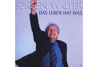 Jürgen Walter - Das Leben Hat Was  - (CD)