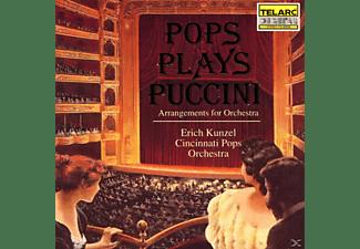 Erich Kunzel, Cincinnati Pops Orchestra - Pops Plays Puccini  - (CD)