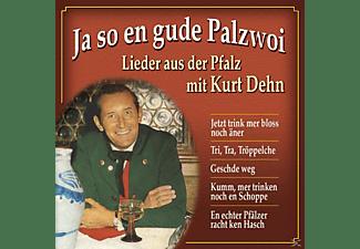 Kurt Dehn - Ja So En Gude Palzwoi-Lieder  - (CD)
