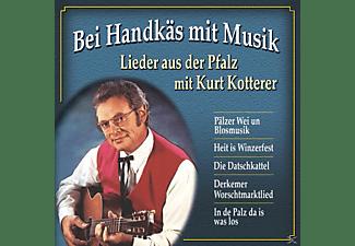 Kurt Kotterer - Bei Handkäs Mit Musik-Lieder  - (CD)