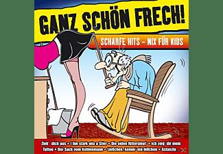 VARIOUS - Ganz Schön Frech  - (CD)