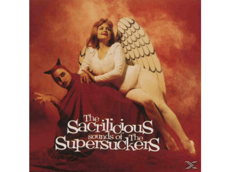 Supersuckers - Sacrilicious [CD]