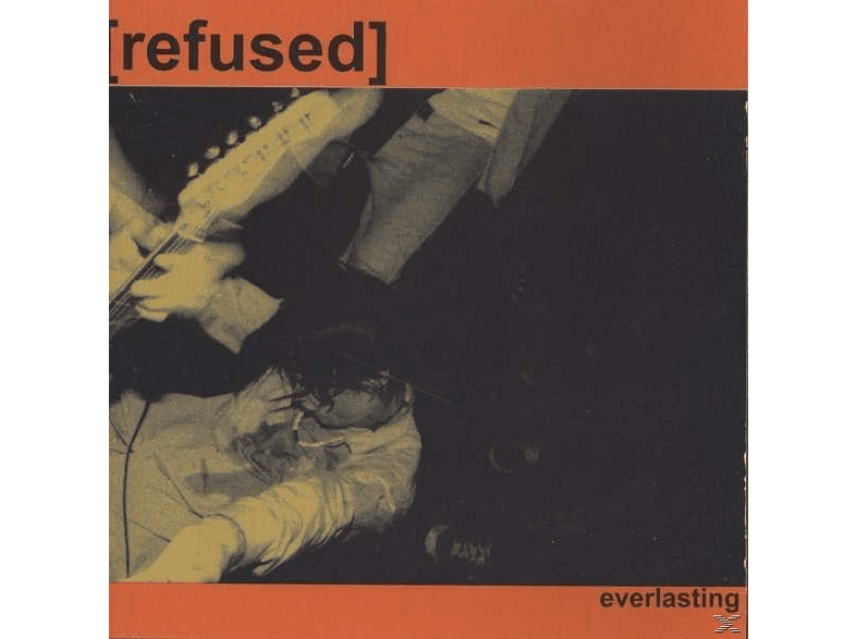 Refused - Everlasting [Maxi Single CD]