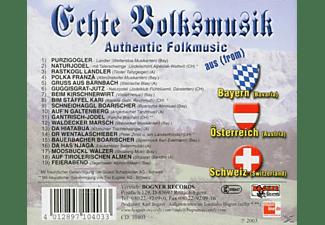 VARIOUS - Bayern/Österreich/Schweiz  - (CD)