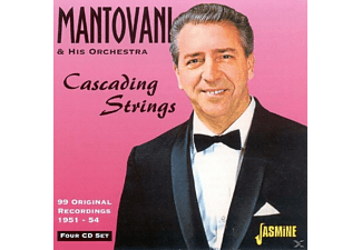Mantovani - Cascading Strings 1951-1954  - (CD)