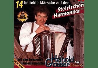 Heinold Gasser - 16 BELIEBTE MÄRSCHE STEIR.HARM  - (CD)