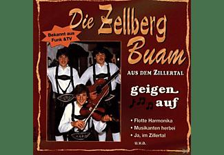 Zellberg Buam - Die Zellberg Buam Geigen Auf  - (CD)