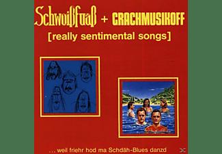 Grachmusikoff - Really Sentimental Songs  - (CD)