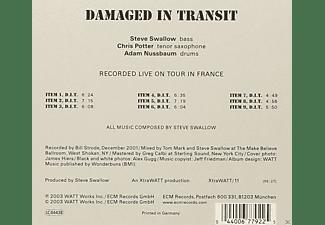Steve Swallow, Adam Nussbaum, Potter Chris - Damaged In Transit  - (CD)