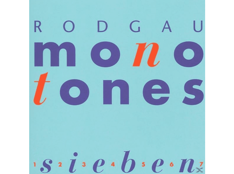 Rodgau Monotones - Sieben [CD]
