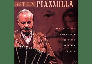 Astor Piazzolla - Best Of  - (CD)