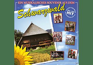 VARIOUS - Musikal.Souvenir Schwarzwald  - (CD)