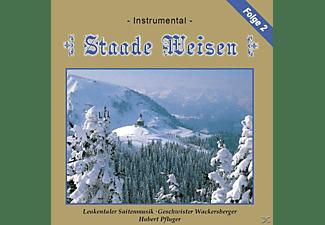 VARIOUS - STAADE WEISEN,2-INSTRUMENTAL  - (CD)